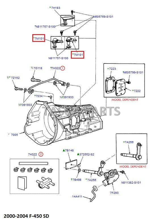 diagram of 2002 ranger transmission autos post