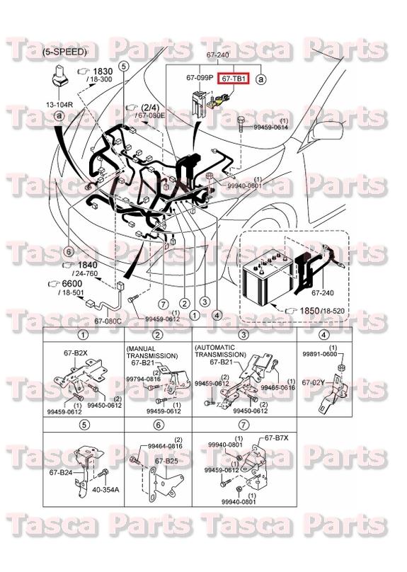 05 Mazda 3 Engine Wire Harness Wiring Diagram 2019