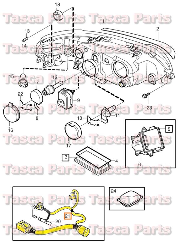 2004 volvo v70 headlight wiring diagram