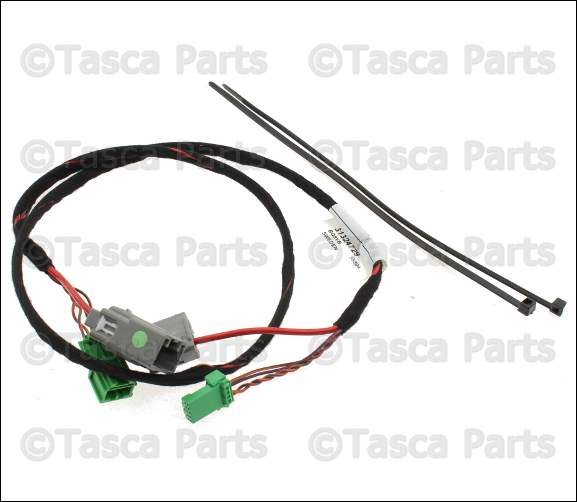 BRAND NEW OEM TOW BAR WIRING HARNESS CABLE 2008-2015 VOLVO V60 V70