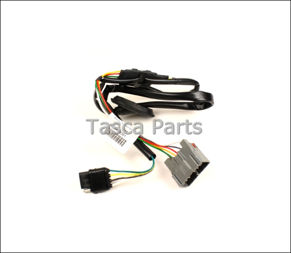 BRAND NEW OEM TOWING HITCH WIRING HARNESS 2001-2004 VOLVO V70 V70XC