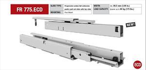 24 Fulterer Fr775 Progressive Full Extension Pantry Pull