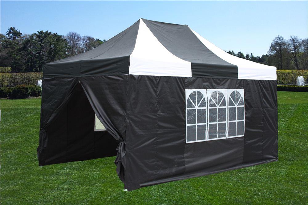 folding a tent