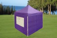 8 x 8 Basic Pop Up Tent - Multiple Colors