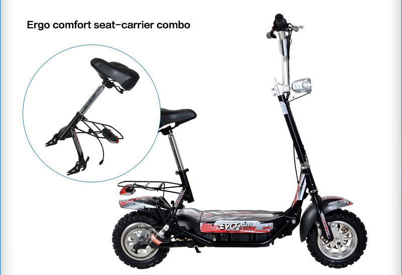 electric scooter controller