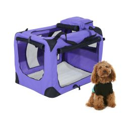 Small Of Soft Sided Dog Crate