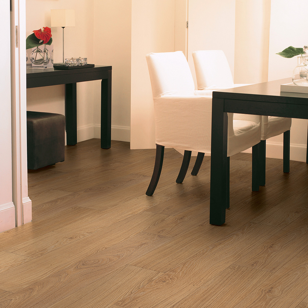 Quick Step Classic Quickstep Classic Natural Varnished Oak Clm1292 Laminate