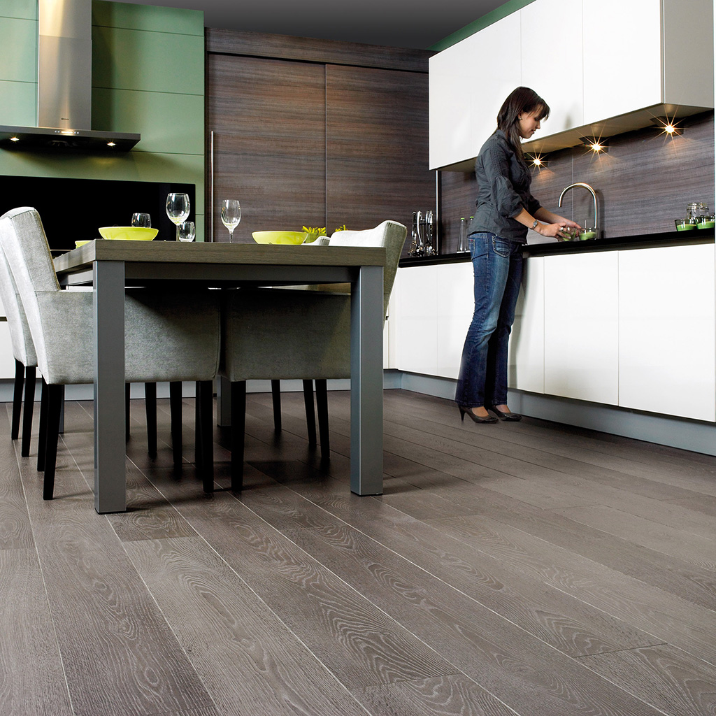 Quick Step Arte Leather Tile Dark Quickstep Largo Grey Vintage Oak Planks Lpu1286 Laminate