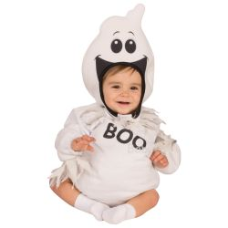 Small Crop Of Toddler Ghost Costume