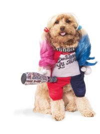 Suicide Squad Harley Quinn Costume for Pets - Dog and Cat ...