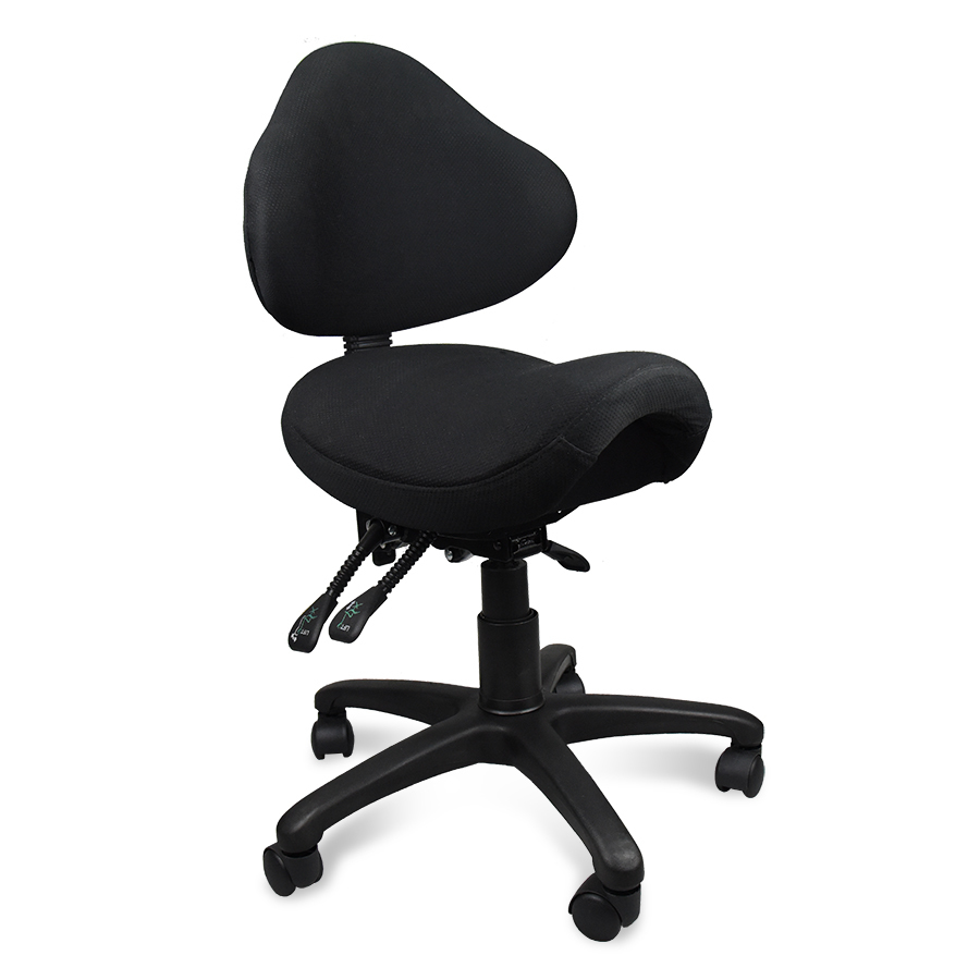 Saddle Office Chair Ergonomic Office Saddle Chair