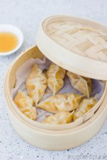 Fresh Mango Dumplings Two Ways