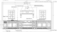 Designing Kitchen and Cabinet Layouts - Wholesteading.com