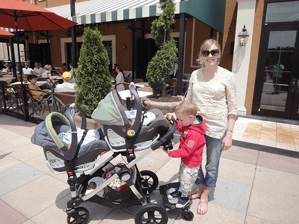 Stroller Hitch Toddler Baby Jogger City Select Review One Of The Best Convertibles