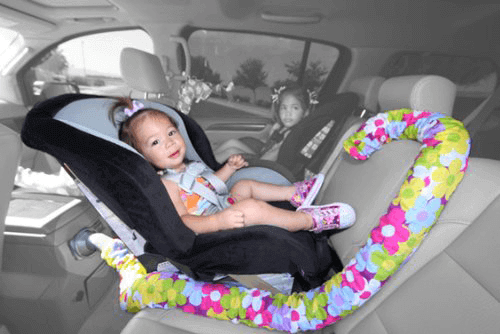 Top 10 Ways To Keep Your Baby Cool In The Car Seat