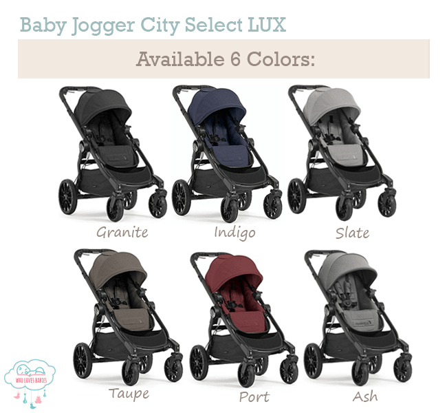 Baby Select Lux Baby Jogger City Select Lux Review One Of The Best