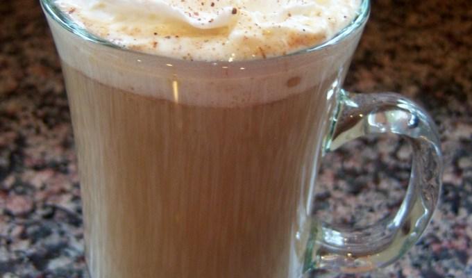 Throw Back Thursday ~ Pumpkin Spiced Latte