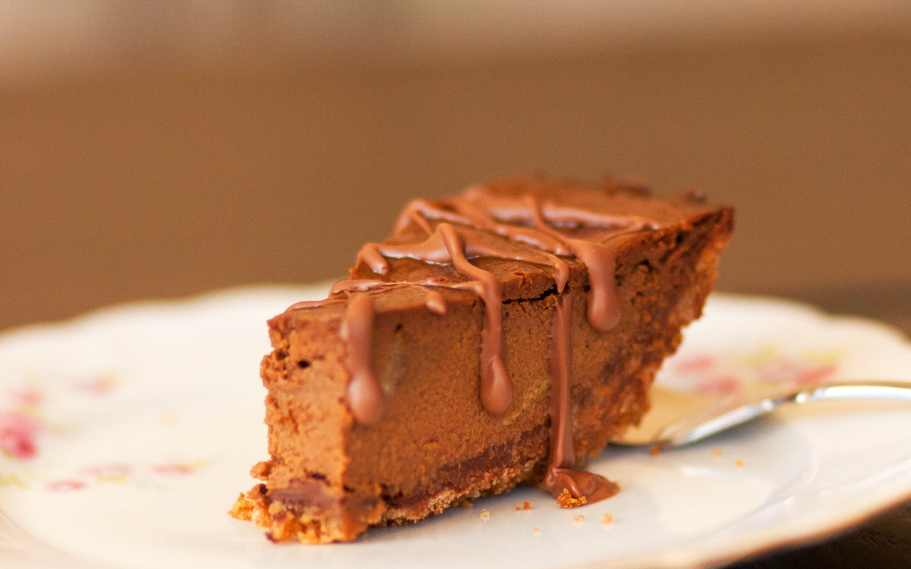This Triple Chocolate Pumpkin Pie is beyond delicious! You'll love ...