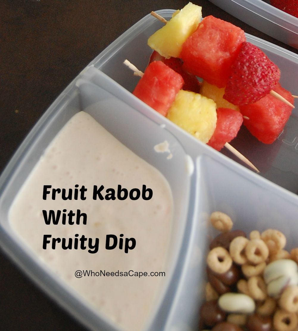 easy healthy fruit dip by their fruits