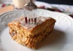 Apple Fritter Cake