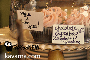Kavarna Coffeehouse - Green Bay - Gluten Free & Vegan Cupcakes!