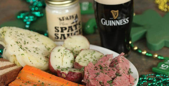 Spats Corned Beef