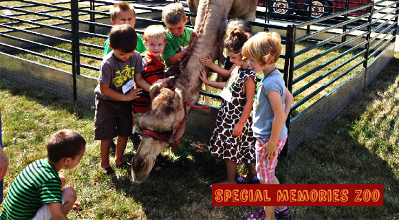 special-memories-zoo birthday party!