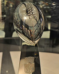 Lombardi Trophy Packers Hall of Fame