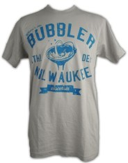 bubbler t-shirt