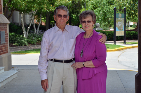 Chuck and Peg MacCarthy