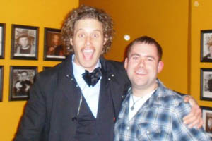 TJ Miller with John Egan
