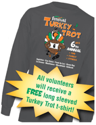 2013 Turkey Trot T-Shirt