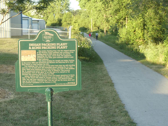 Packer Heritage Trail