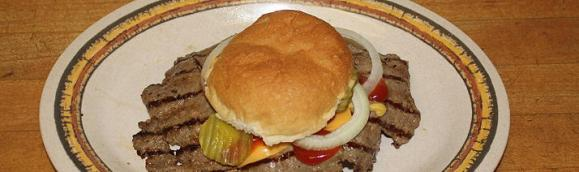 Village Inn Burger