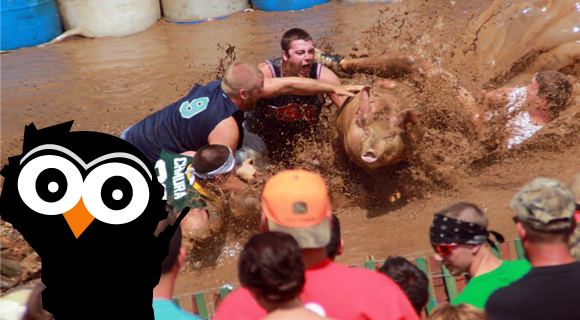 8 Strange Festivals and Competitions in Wisconsin