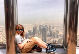 Dubai Day 1: Burj Khalifa and the Dubai Mall