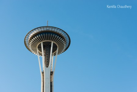 Kamilla Chaudhery | The Space Needle