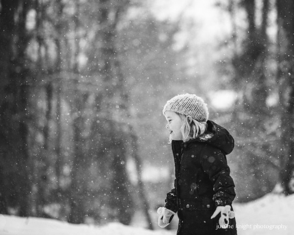 snow walk | justine knight photography