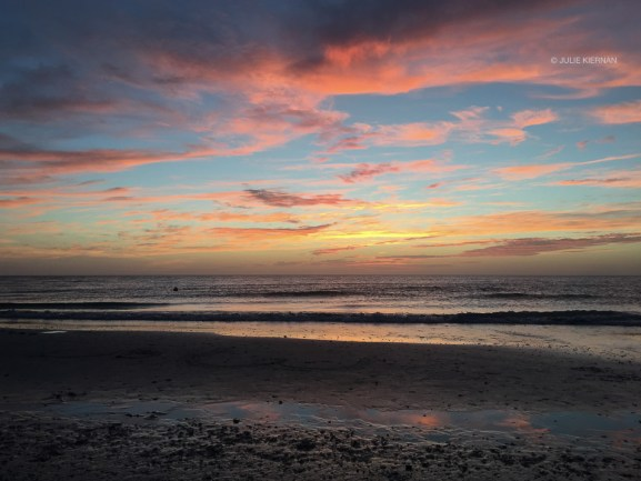 Cotton Candy Sky Marco Island Sunset-Julie Kiernan Photography