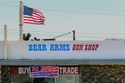 Bear Arms Gun Shop, Yucca Valley