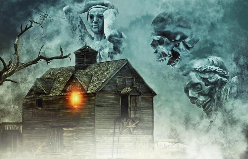 Large Of Bates Motel Haunted House
