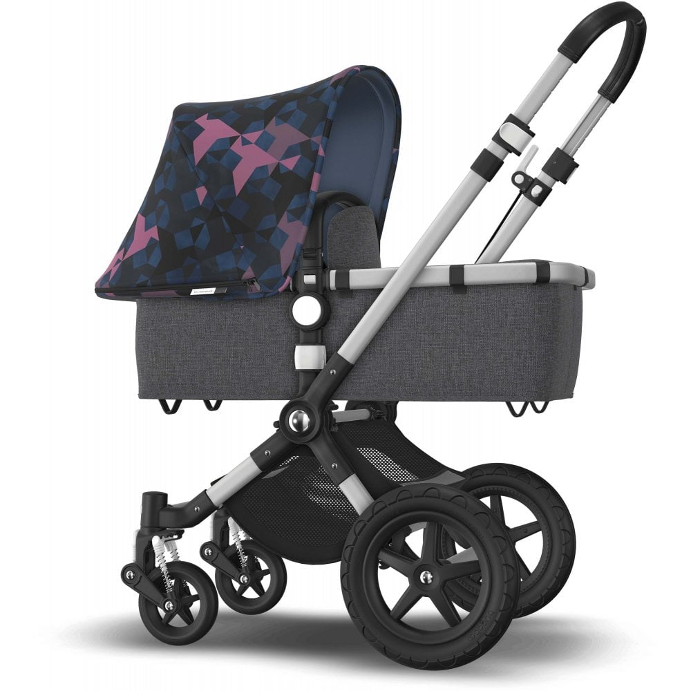 Bugaboo Cameleon Pushchair Assembly Bugaboo Cameleon 3 Plus Signature Pram Grey Base Car Seat