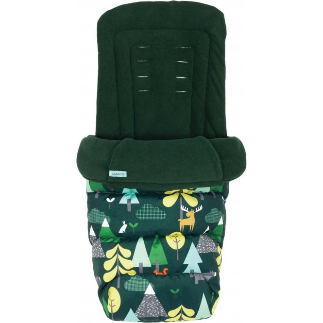 Egg Pushchair Seat Liner Cosatto Universal Footmuff Into The Wild At W H Watts Pram