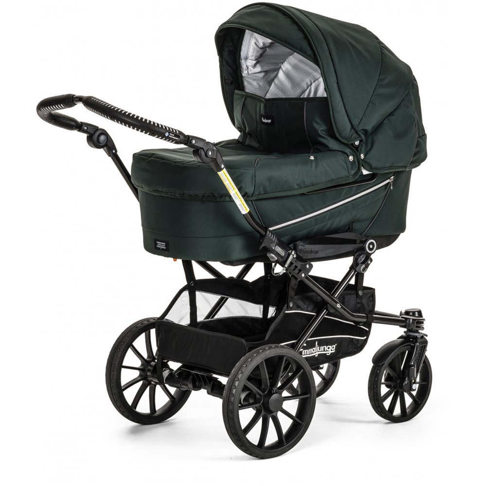 Mima Pram Price Uk Emmaljunga Edge Duo Combi Pram Available At W H Watts Pram