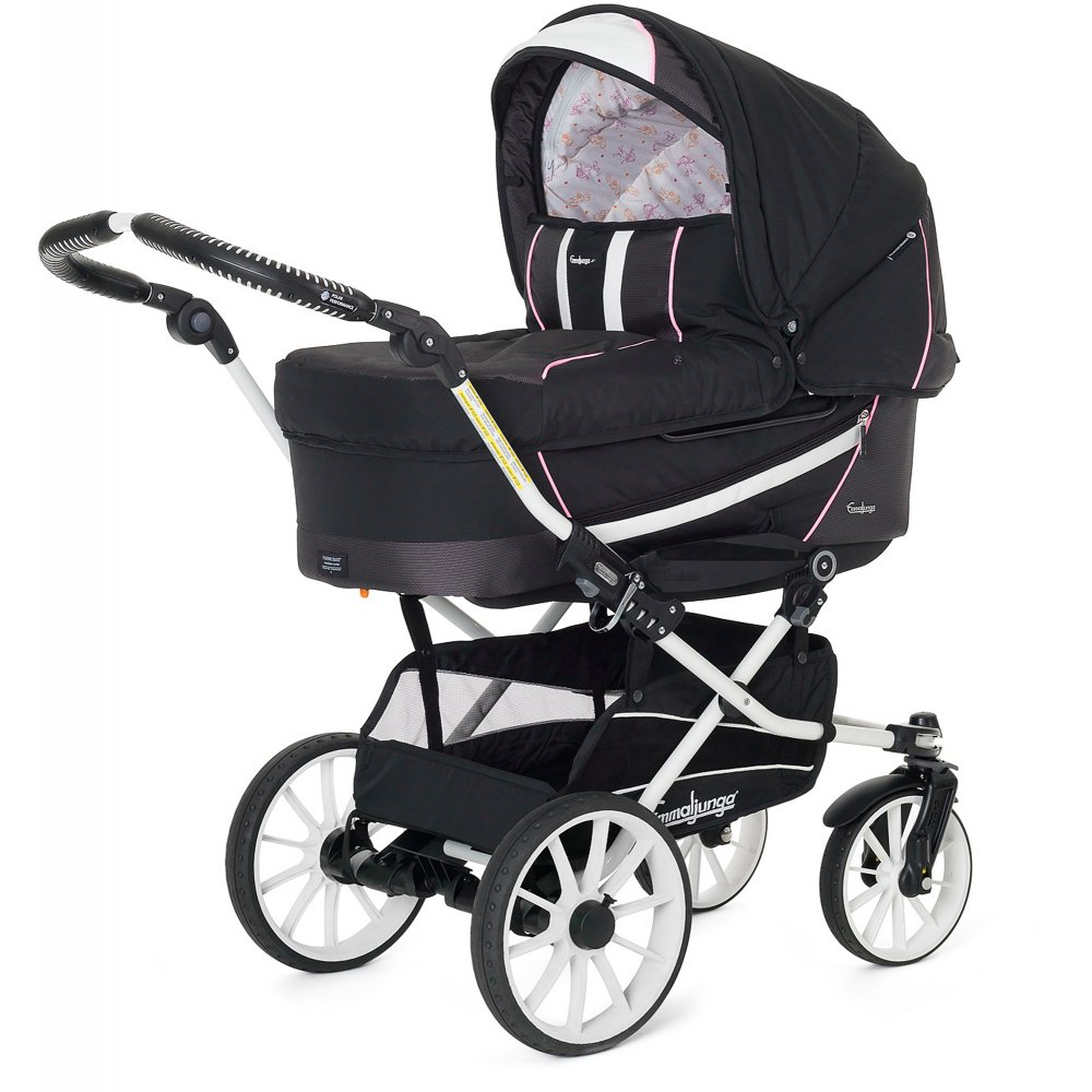 Joolz Pram Accessories Emmaljunga Edge Duo Combi Pram Emmaljunga From W H Watts