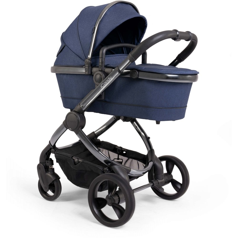 Chicco Baby Toys Uk Icandy Peach Stroller Phantom Chassis Navy Twill From W H