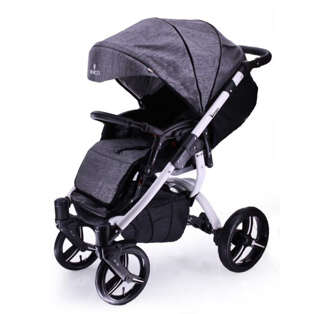 Oyster Pram Insert Venicci Vento All In One Pram Vennici Pushchairs At W H
