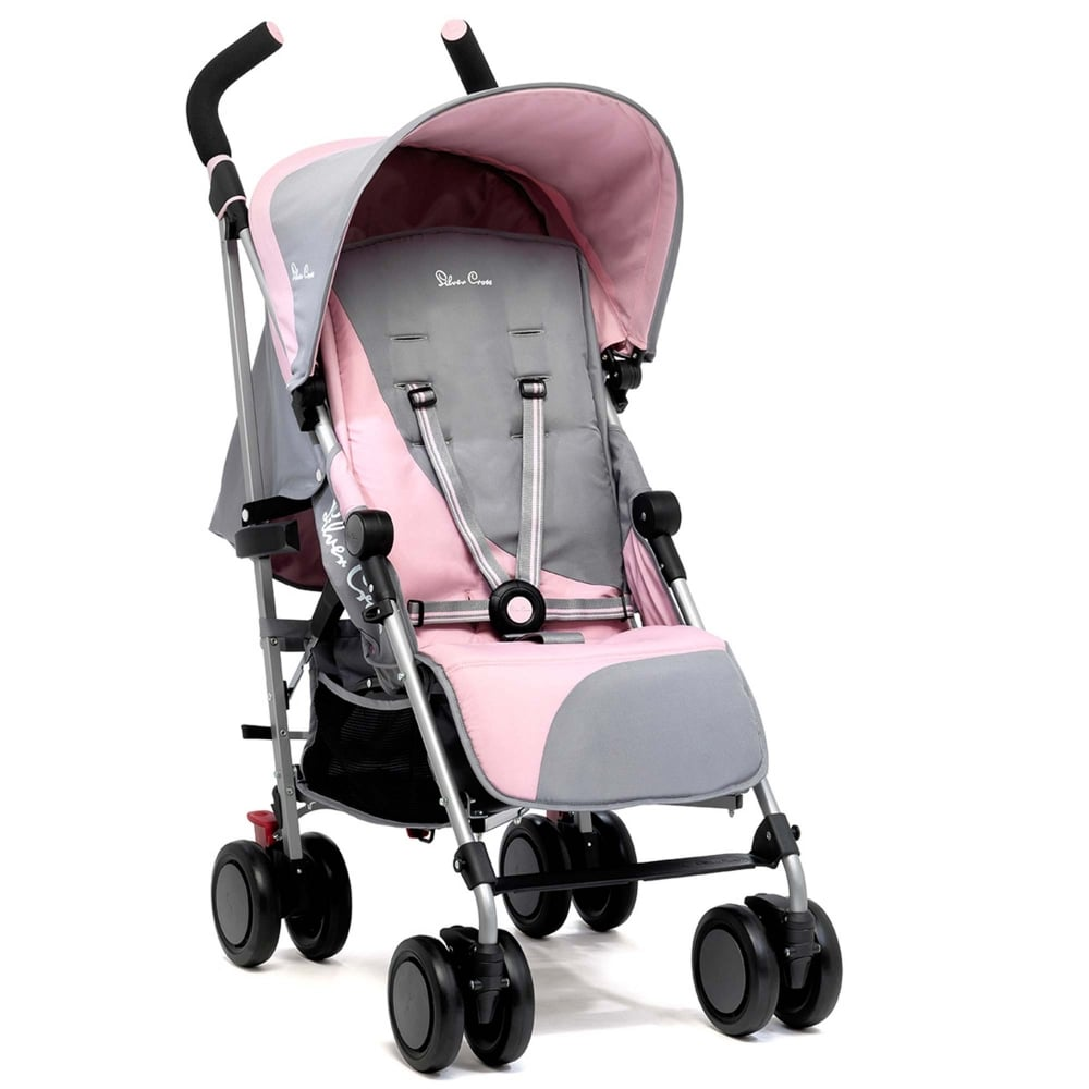 Chicco Double Pram Silver Cross Pop 2 Pushchair From W H Watts Pram Shop