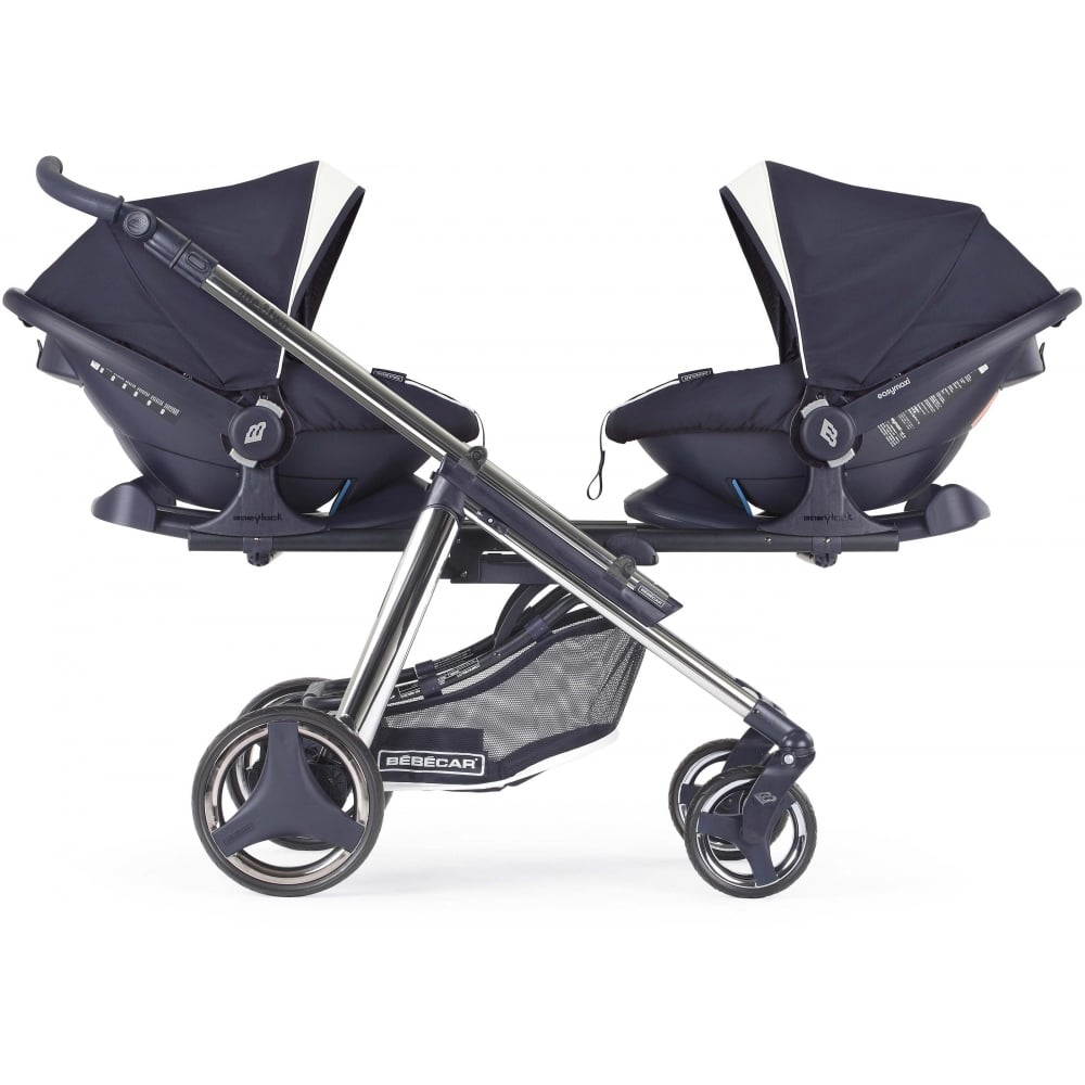 Joolz Pram Uk Price Bebecar Classic One Two Twin Pram Available From W H Watts