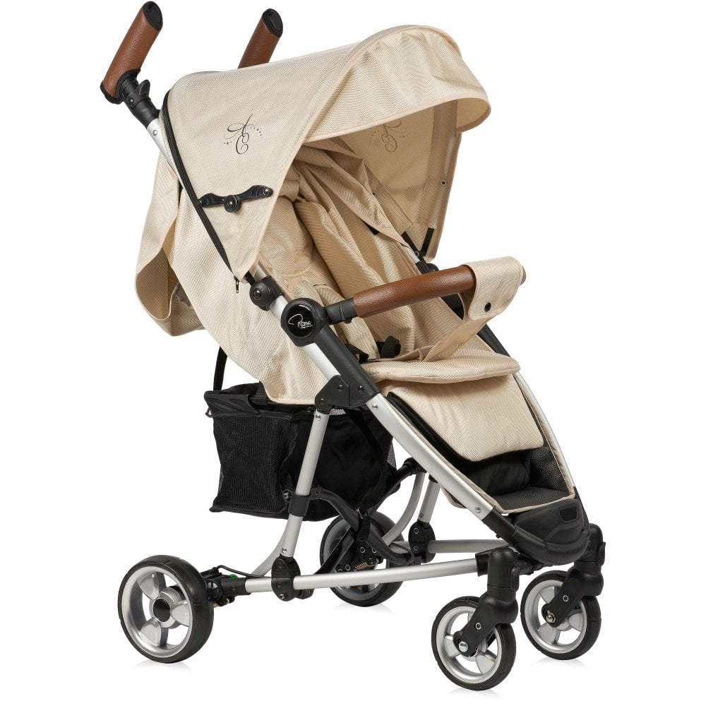 Egg Pushchair Celebrity Roma Rizzo Amy Childs Collection Pushchair Cream W H Watts
